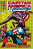 CAPITAN AMERICA  & I VENDICATORI (Star Comics)  n.8 - Sangue sulla brughiera