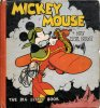 Big Little Books  n.731 - Mickey Mouse The Mail Pilot
